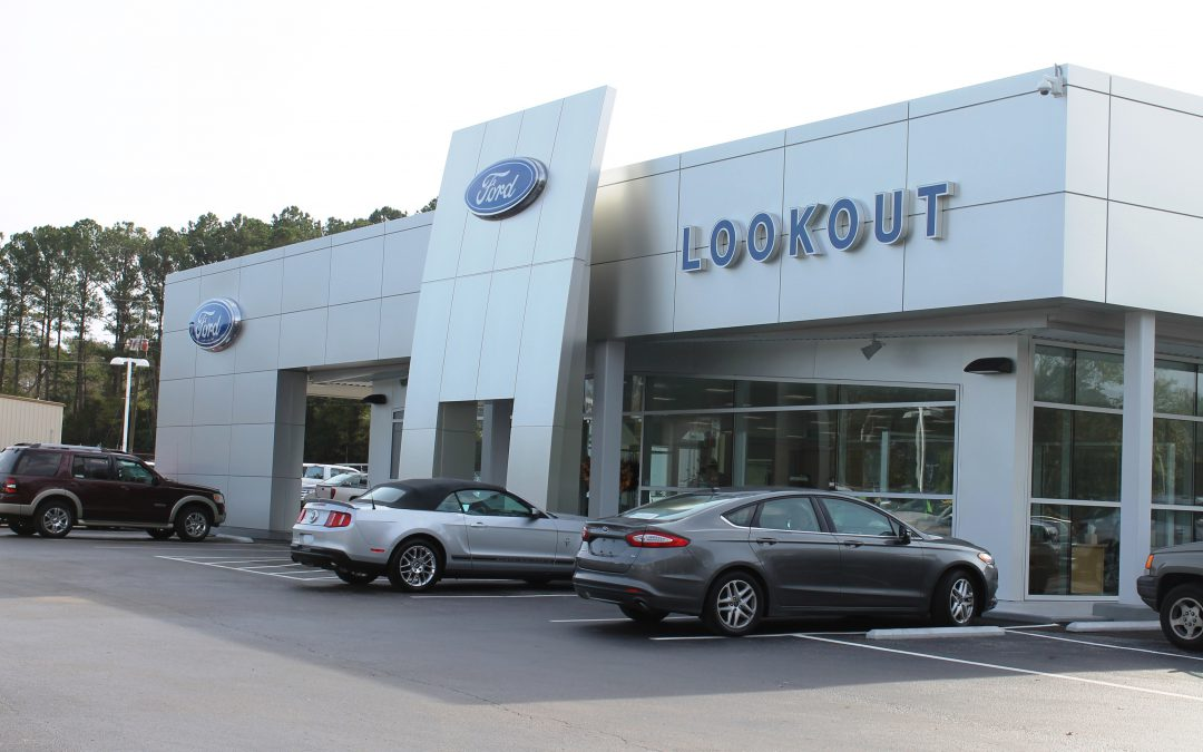 Lookout Ford