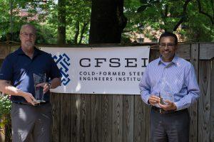 Nabil Rahman Receives 2016 CFSEI John P. Matsen Award for Distinguished Service