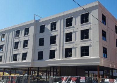 Boutique Hotel Light Steel Framing Structural Design