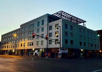 Hotel Cold-Formed Steel Framing Shop Drawings